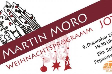 Joy Weihnachtskonzert mit Martin Moro