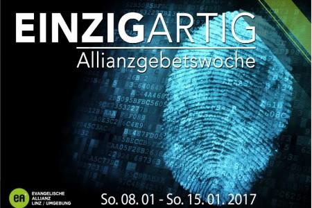 Allianzgebetswoche 2017