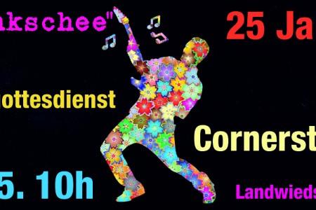 25 Jahre Cornerstone