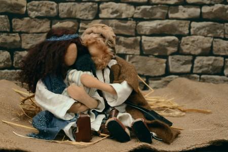 Immanuel, Jesus ganz Gott, ganz Mensch