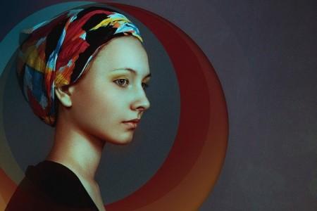 Frauen, Kopftuch und Gottesdienst